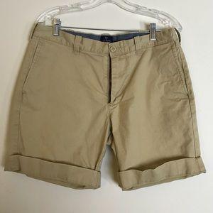 J. Crew women shorts(British Khaki) sz 33.